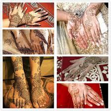 aliexpress com buy 1 pair women temporary henna indian