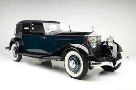 rolls royce classic 1932 rolls royce phantom hellner salamanca auto museum exhibit