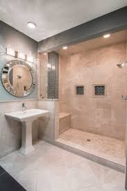 elegant beige taupe and cream colored bathroom tile oyster