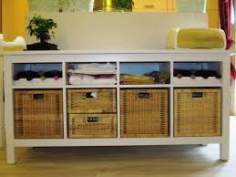 Ikea Entryway Storage Console Table With Storage Ikea Storage Decoration