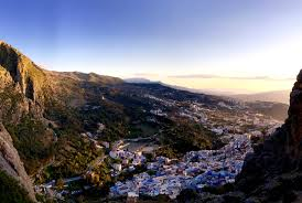 The Blue City Morocco by A Little Hike For A Beautiful View Of The Blue City Chefchaouen