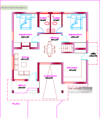 Map Guest 1500 Sq Ft House Map With Plans Square Feet Guest And Inspirations