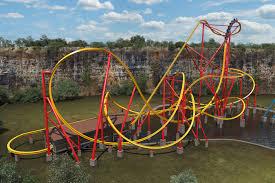 Six Flags Texas Death A U0027wonder Woman U0027 Ride Is Coming To Six Flags U2013 Fan Fest For Fans