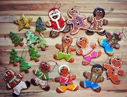 simply taralynn diy gingerbread ornaments a budget