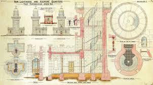 lighthouse floor plans diy plans lighthouse plans pdf large rabbit hutch