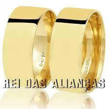 rei das aliancas alianças de casamento ou noivado cód 271 rei das alianças