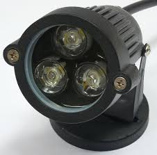 outdoor flood light stake flood light holder led garden lawn light ls with base holder