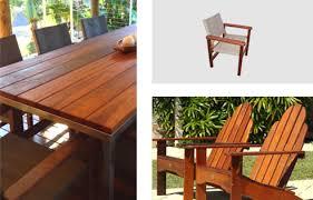 Wooden Outdoor Sofa Sets Outdoor Furniture Brisbane Australian Garden Furniture Co