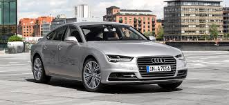audi a6 or a7 audi a6 and a7 facelifts revealed