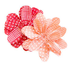 fabric flowers fabric flowers the accessory crafty gemini creates