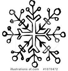 snowflake clipart 1070472 illustration by nl shop