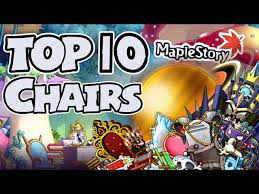 Maplestory Chairs 10 Places Top 10 Favorite Maplestory Chairs