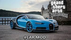 galaxy bugatti chiron gta sa android bugatti chiron car mod crazy hax
