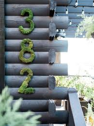pictures ideas 11 house number design ideas and projects diy