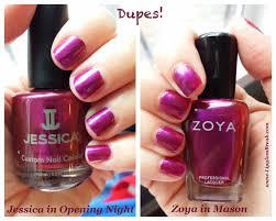 lipgloss break purple nail polish u0027dupes u0027