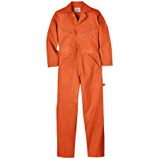 dickies jumpsuit dickies deluxe sleeve coveralls 219039 overalls