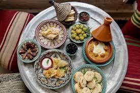la cuisine marocain italie cuisine régionale du piémont et cuisine marocaine dans un
