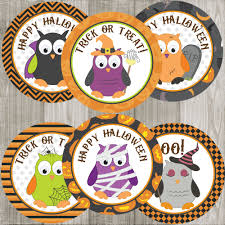 labels for party favors owl stickers labels party favors stickers set of 30