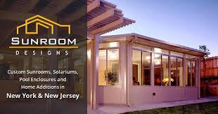 sunroom designs sunroom designs ny nj custom sunrooms solariums more