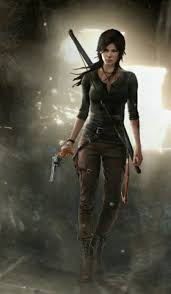 tomb raider a survivor is born wallpapers tomb raider games pinterest tomb raiders raiders and lara croft