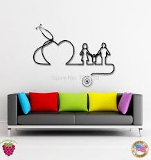 popular doctor wall decals buy cheap doctor wall decals lots from hospital clinic vinyl wall decal hospital doctors family heart health mural art wall decorative decoration wall