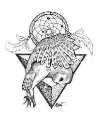 tribal owl tattoo tribal owl tattoo designs tattoobite com