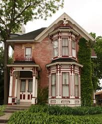 Victorian Houses by Heritage House Colour Schemes Exterior Google Search Red