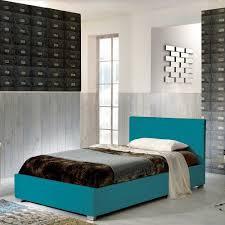 jugendzimmer türkis kunstlederbett in türkis für jugendzimmer wohnen de
