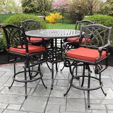High Patio Dining Set Patio High Patio Chairs Home Interior Decorating Ideas