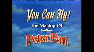 you can fly you can fly the making of peter pan 1998 youtube