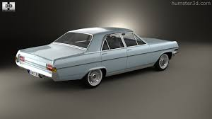 opel diplomat coupe 360 view of opel diplomat a 1964 3d model hum3d store