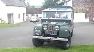 land rover series 1 1956 land rover series 1 youtube