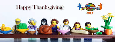 thanksgiving legos bricks and minifigs boise home