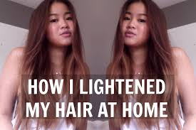 how to lighten dark brown hair to light brown how i lightened my hair from black to light brown balayage at home