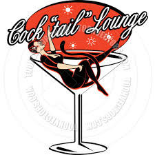 cartoon cocktail cartoon cocktail lounge vector illustration by clip art guy toon
