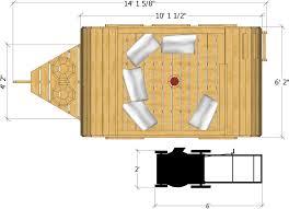 happy camper playhouse plan 60ft wood plan for kids u2013 paul u0027s