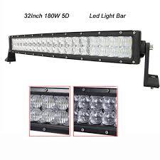 60 inch led light bar curved 180w 32 inch led light bar combo beam 18 000 lumen 3w 60 pcs