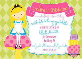 custom circus invitations alice in wonderland birthday invitations templates u2014 all