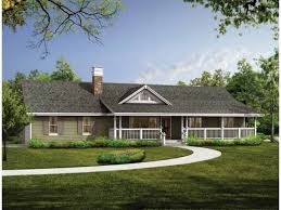 ranch style house plans with porch ranch style metal building home idea w 2 car garage at end of