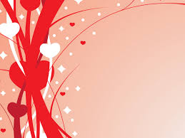 heart design for powerpoint red love hearts powerpoint templates love red free ppt