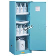 Vertical Storage Cabinet Vertical Storage Cabinet For Acid Corrosive Liquids 22 Gal Us