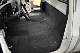 Truck Upholstery Kits Custom Upholstery Options For 1973 1987 Chevy Trucks Rod Network