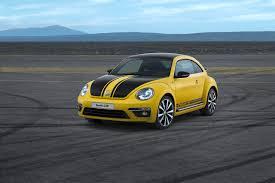 volkswagen reveals limited edition beetle gsr autoevolution