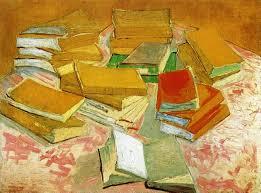 French Halloween Poems Still Life French Novels U2014 Vincent Van Gogh U2013 Biblioklept