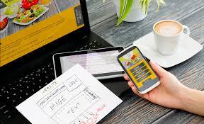 creato web author at web design company in indore website