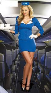 Halloween Flight Attendant Costume Costumes U0026 Accessories Information Free Shipping