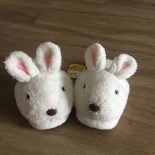 bedroom slippers giant head bunny rabbit bedroom slippers women s fashion shoes