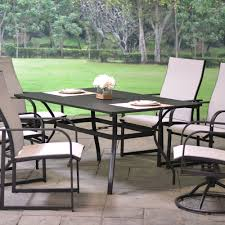 Sling Patio Furniture Sets - allure sling patio dining sets american sale