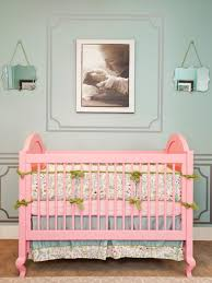 Pink Baby Bedroom Ideas Pictures And Tips For Creating A Stylish Baby Room Diy