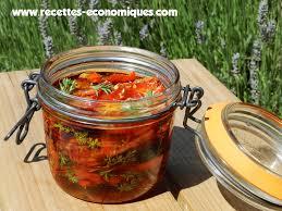 recette cuisine economique recette des tomates séchées confites au micro ondes recette